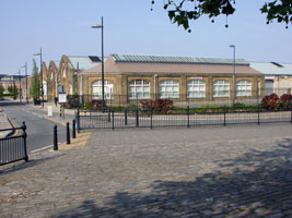 Gunnery Terrace, The Royal Arsenal, Woolwich, London SE18
